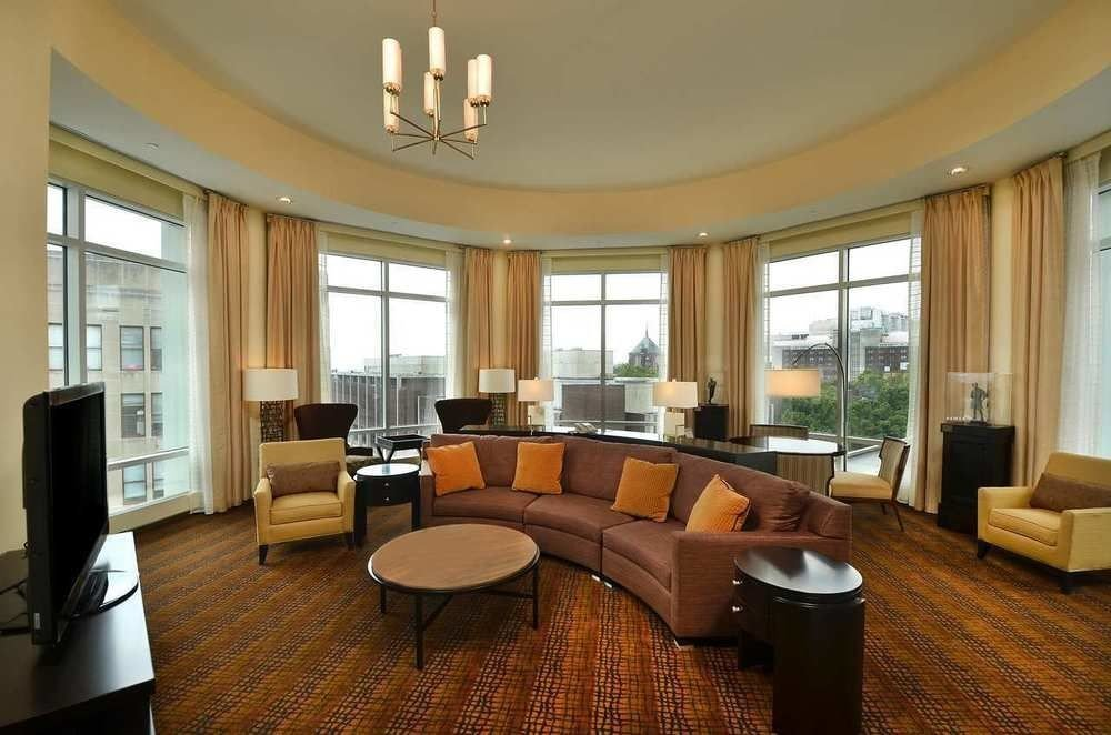 property living room condominium home hardwood Suite conference hall Modern