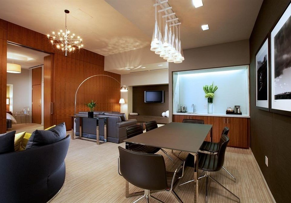 property living room condominium home Suite conference hall recreation room Modern