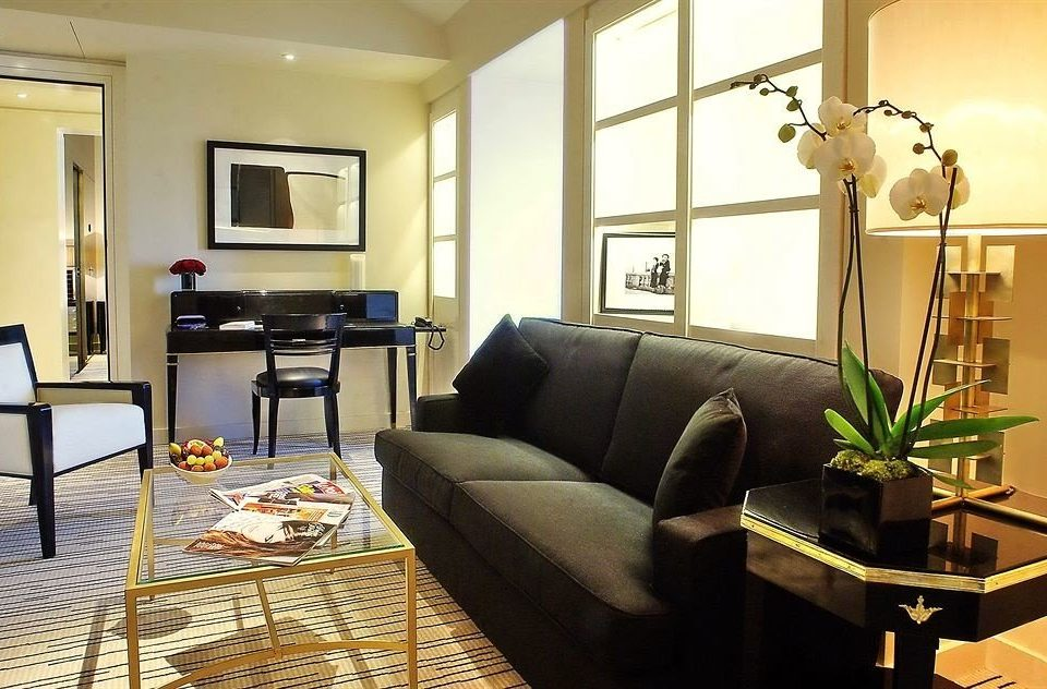 living room property condominium home Suite cottage Modern leather