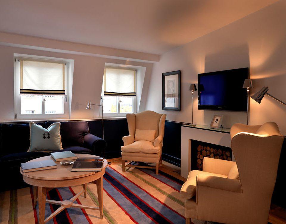 property living room Suite home condominium cottage Modern