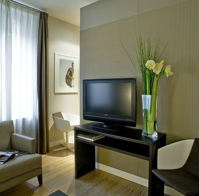 living room property condominium home Suite curtain flat Modern