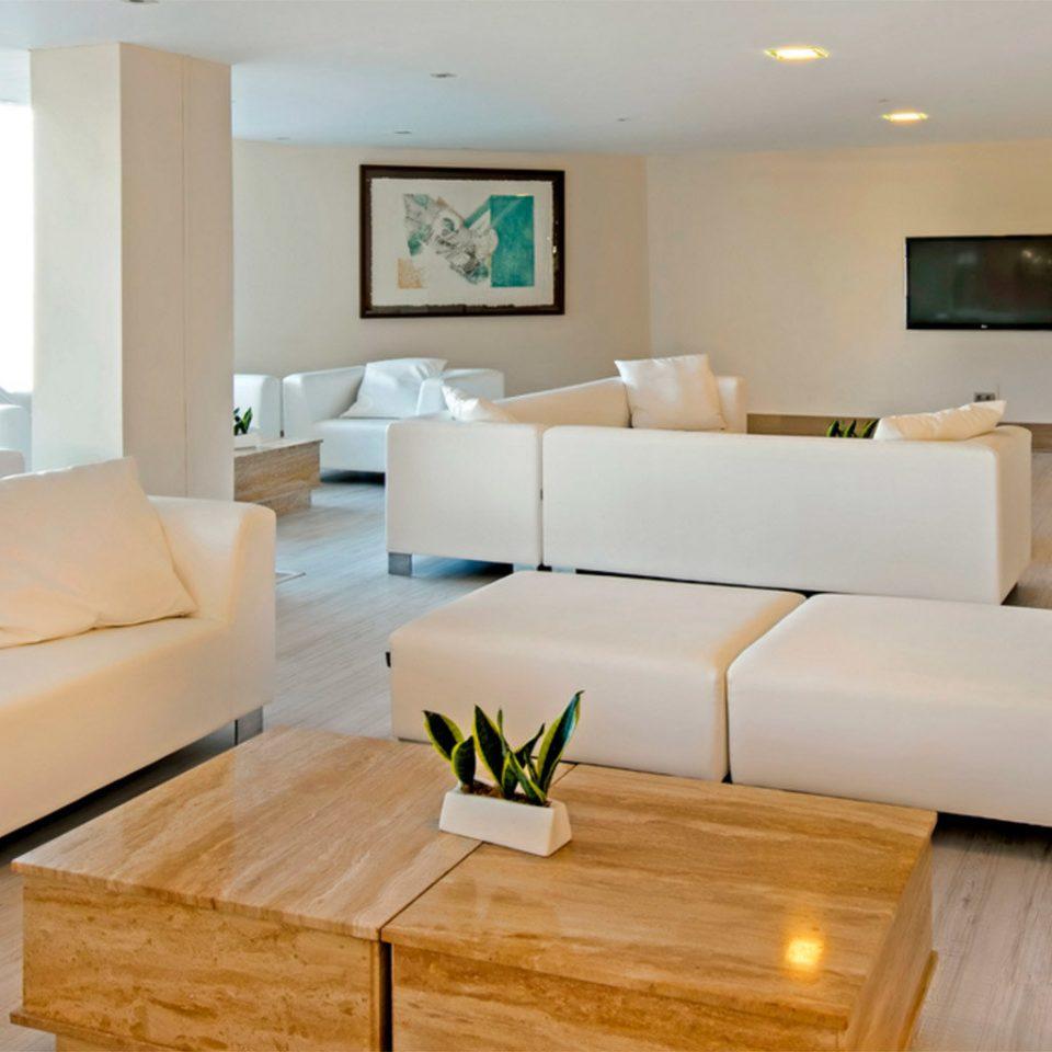 sofa property living room condominium Suite waiting room flat Modern