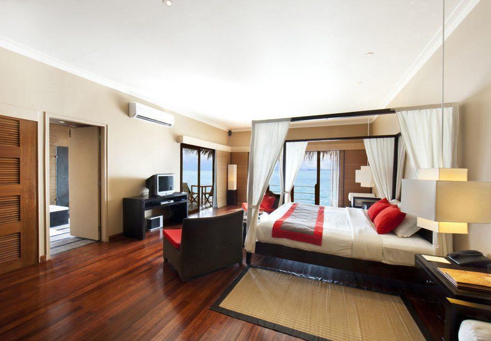 property living room condominium Suite hardwood home loft wood flooring hard Modern flat