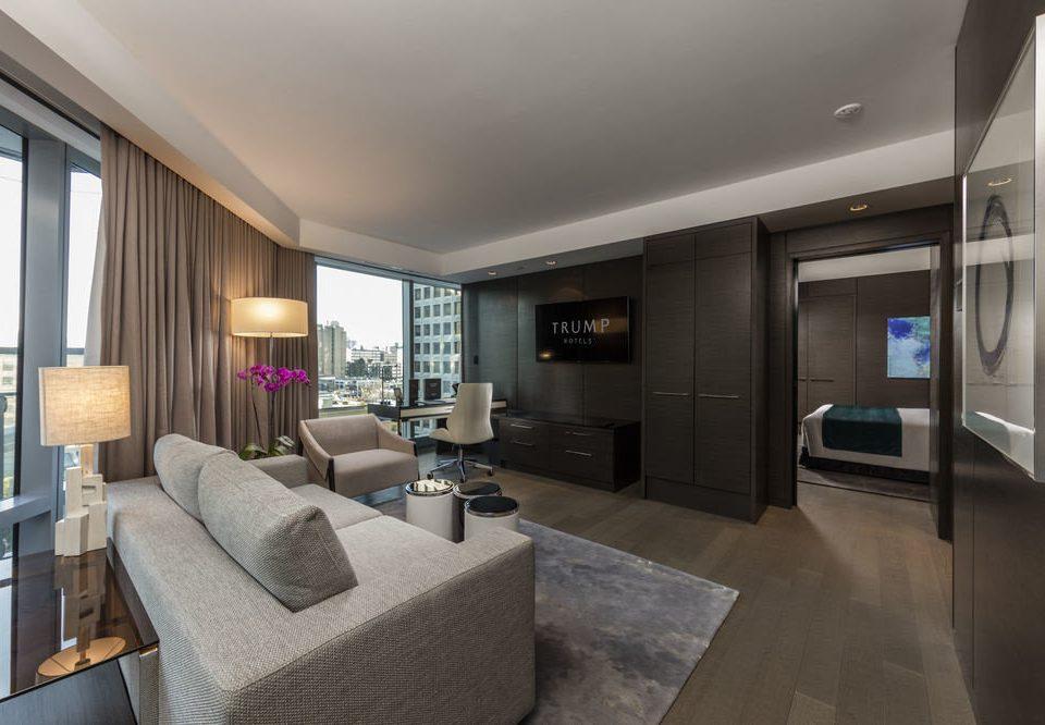 property condominium living room home house Suite Modern flat