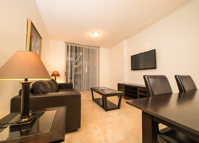 property Suite condominium living room flat Modern leather