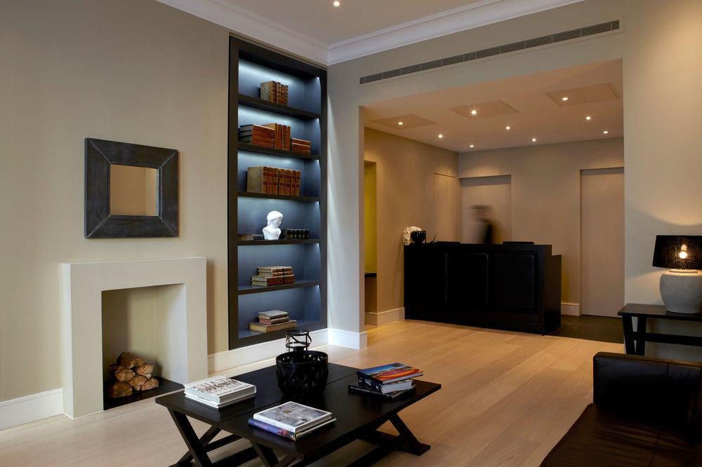 living room property home condominium Suite loft Modern flat