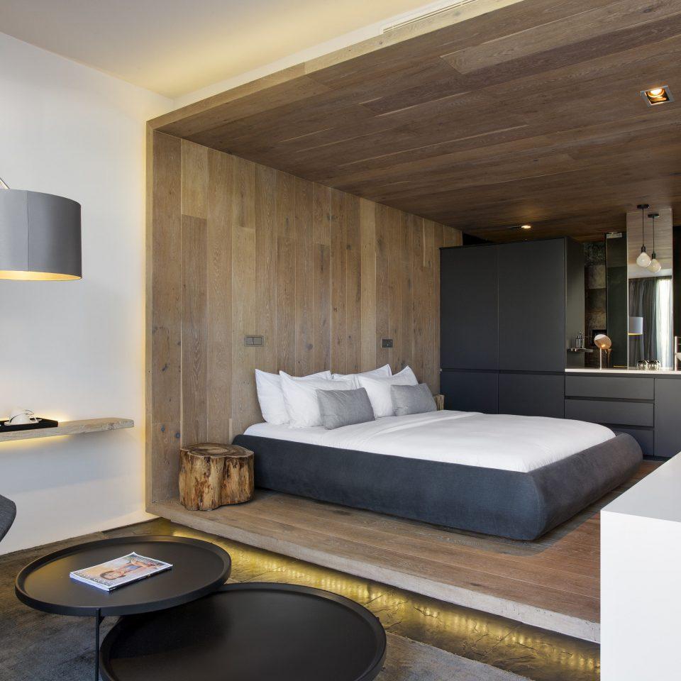 property living room Suite condominium home Modern