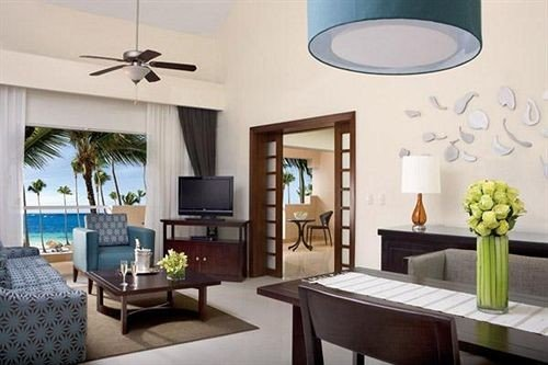 property condominium living room home Suite Villa cottage Modern