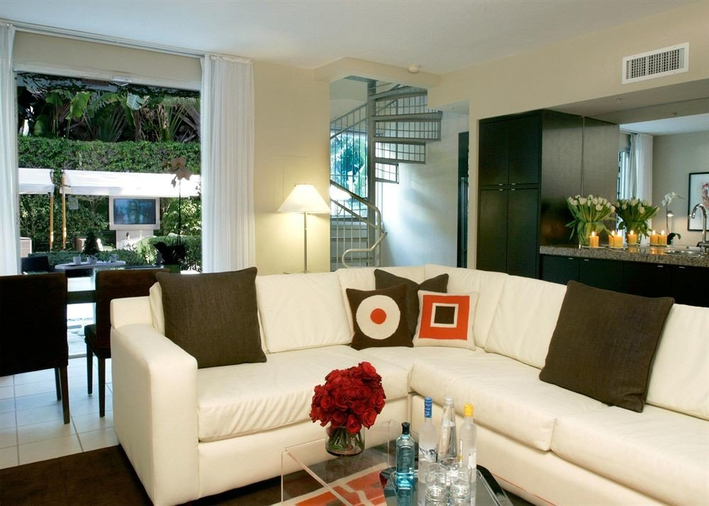 sofa living room property condominium home white Villa Suite cottage mansion Modern