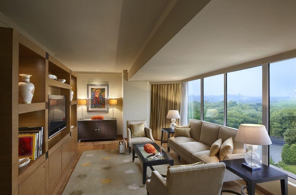 sofa property living room house home condominium Suite cottage Villa Modern flat