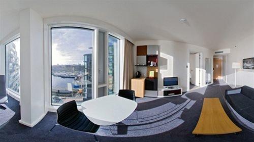 property living room condominium Suite home Villa Modern