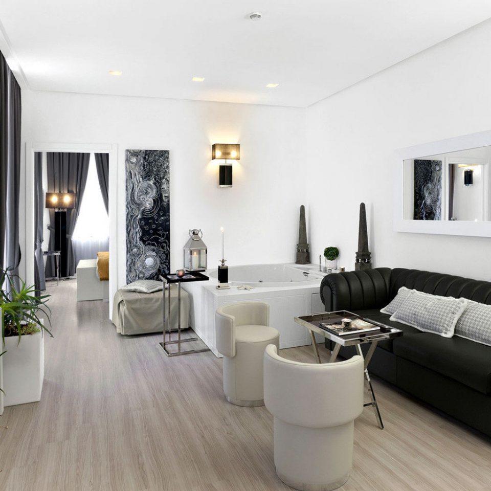 property living room Suite condominium home Villa Modern flat leather