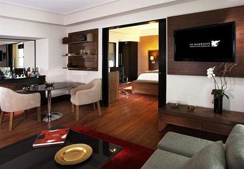 property Suite living room condominium home Villa flat Modern