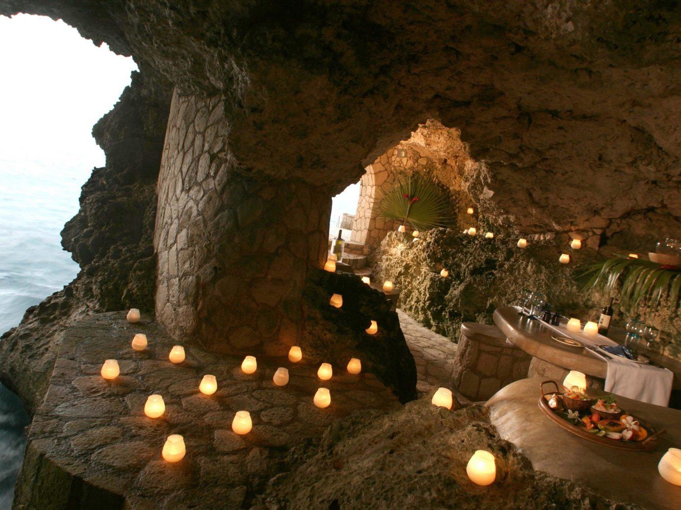 Hotels outdoor cave Nature screenshot formation terrain