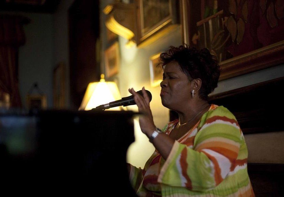 Music singing