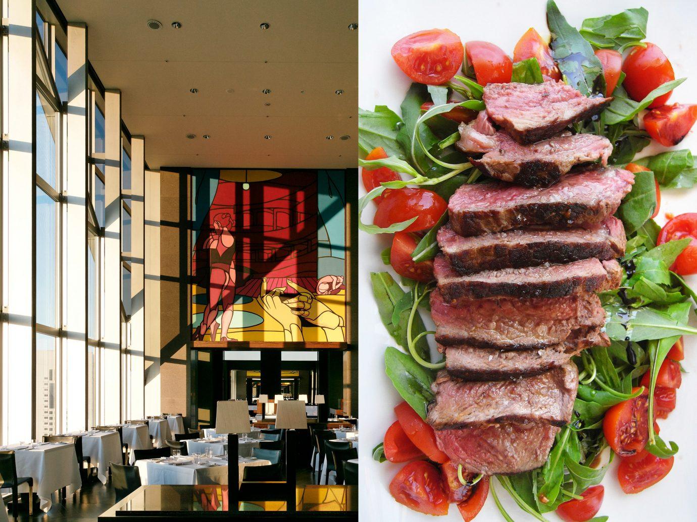 Jetsetter Guides indoor dish food meal meat restaurant brunch lunch cuisine fresh