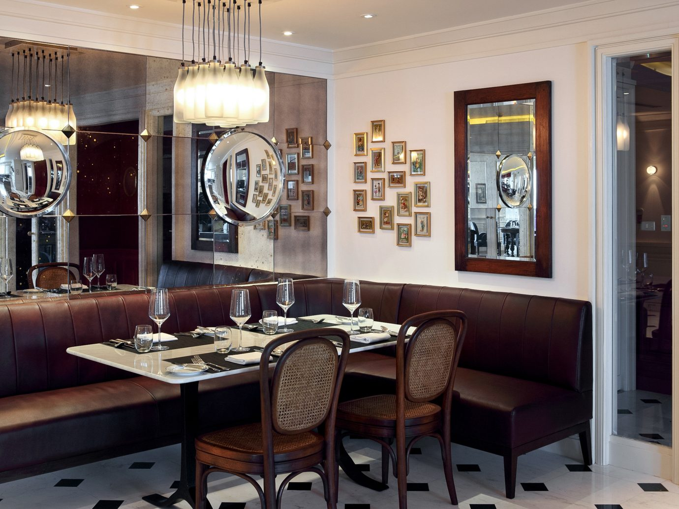 Business City Dining Drink Eat Hotels Landmarks Modern Scenic views indoor floor dining room room property living room home estate interior design real estate cabinetry area furniture