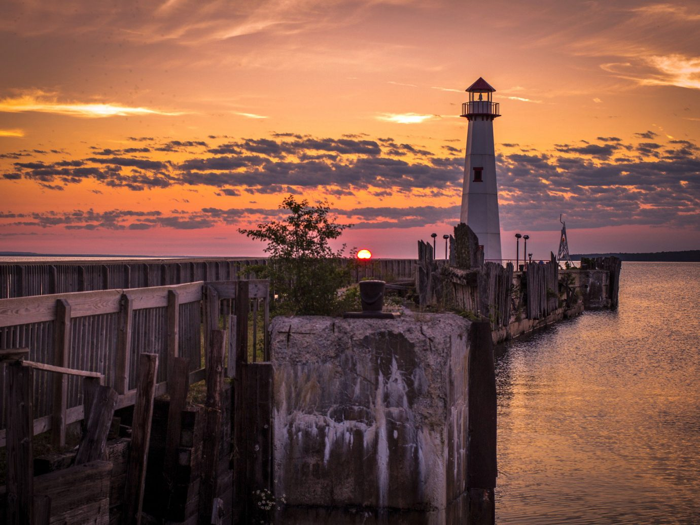 Trip Ideas sky outdoor Sunset water pier scene sunrise dawn horizon evening dusk Sea morning tower reflection Ocean Coast skyline cityscape clouds setting cloudy