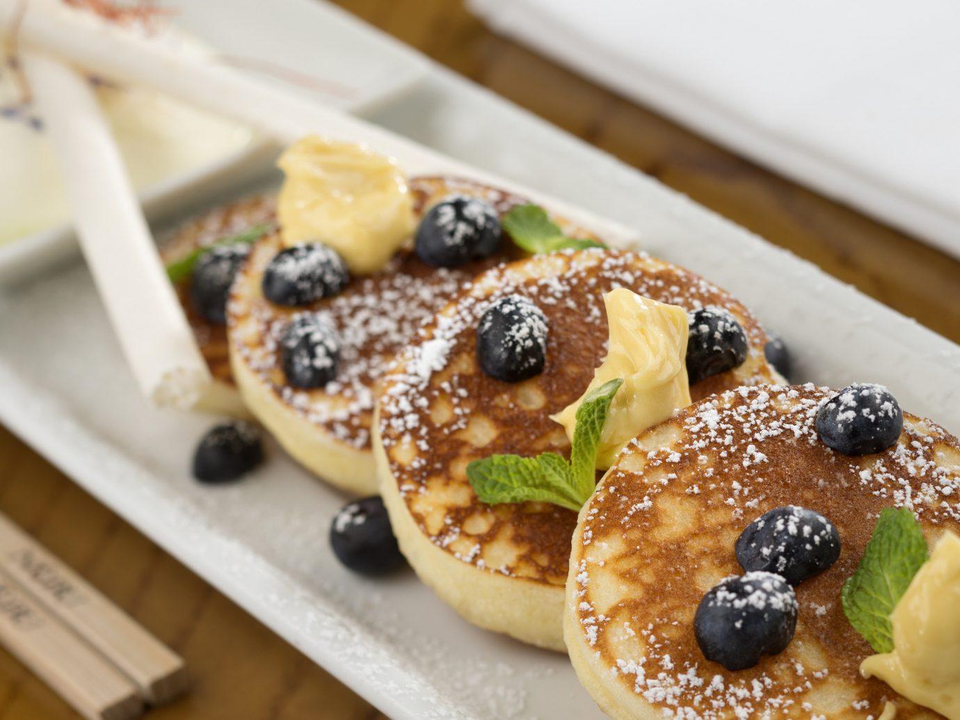 Food + Drink dish meal food breakfast pancake brunch dessert slice sliced