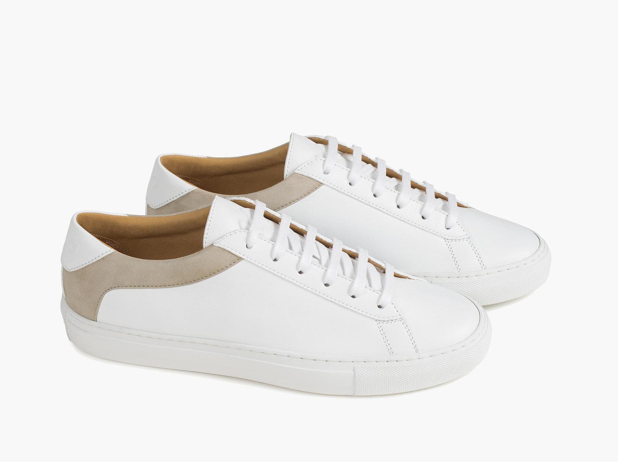 Health + Wellness Style + Design Travel Shop footwear white shoe sneakers walking shoe beige product product design tennis shoe outdoor shoe sportswear brand cross training shoe