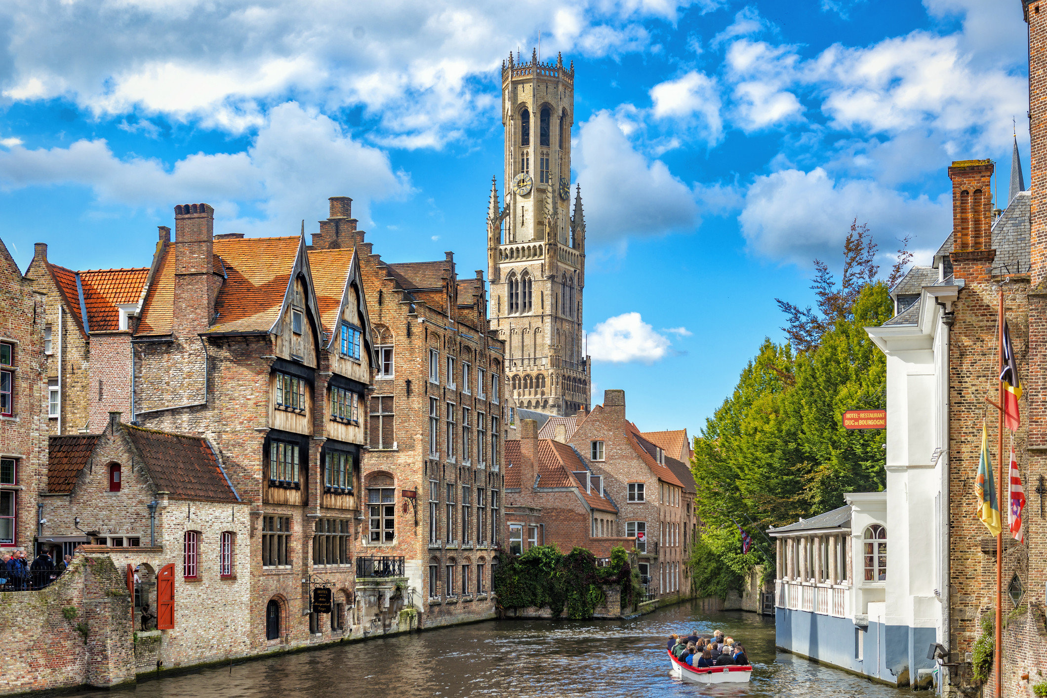 Travel Tech Travel Tips Trip Ideas building sky outdoor Canal Town geographical feature waterway body of water landmark River human settlement cityscape castle tourism vacation old travel Village stone surrounded