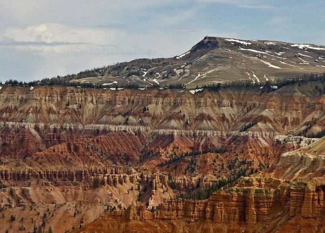 sky valley canyon Nature mountain badlands geology plateau terrain formation wadi dry
