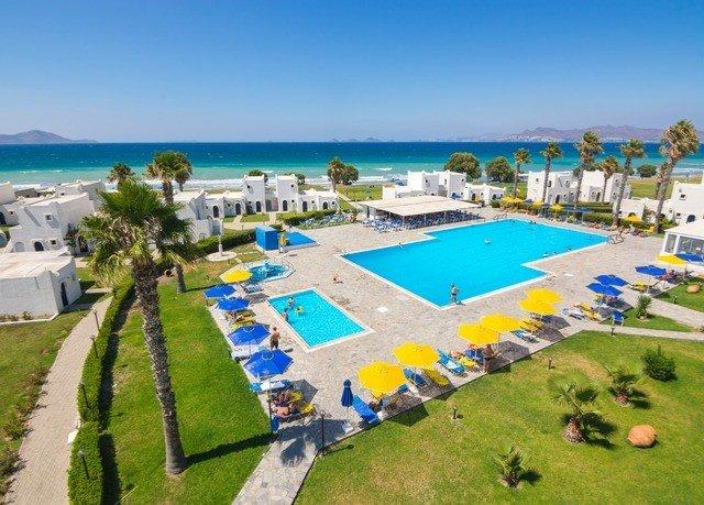 grass sky property leisure Resort Ocean lawn swimming pool Nature Villa caribbean shore