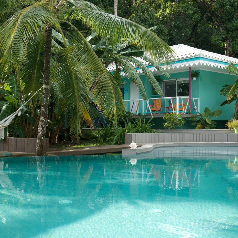 Nature Outdoors Play Pool water swimming pool property leisure Resort green resort town Villa caribbean swimming blue