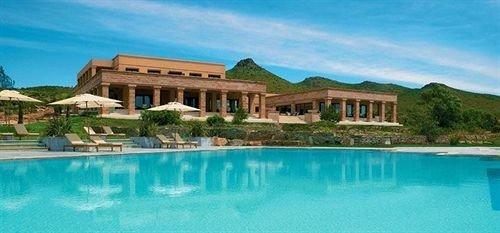 water property swimming pool Resort house Villa Nature mansion resort town Pool condominium blue