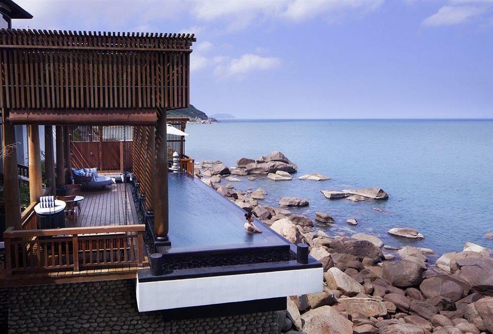 sky water Sea Resort Nature overlooking shore