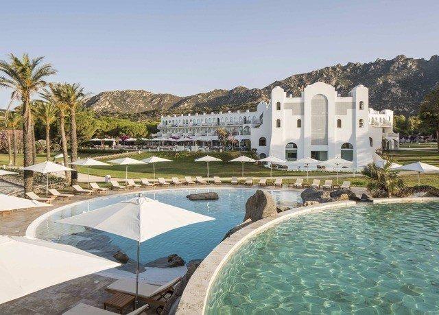 property swimming pool Resort Villa condominium resort town mansion Nature palace marina shore swimming