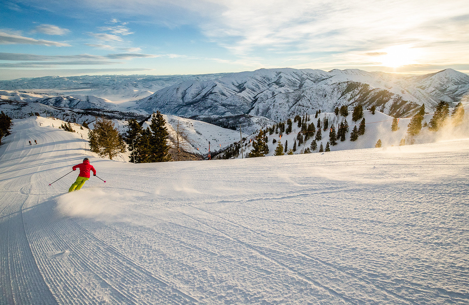 Trip Ideas snow sky Nature skiing piste Winter mountain range mountainous landforms Ski mountain geological phenomenon winter sport terrain ridge slope alps glacial landform freezing cloud nordic skiing ski equipment fell ski cross landscape cross country skiing arctic hill ski touring massif tree highland