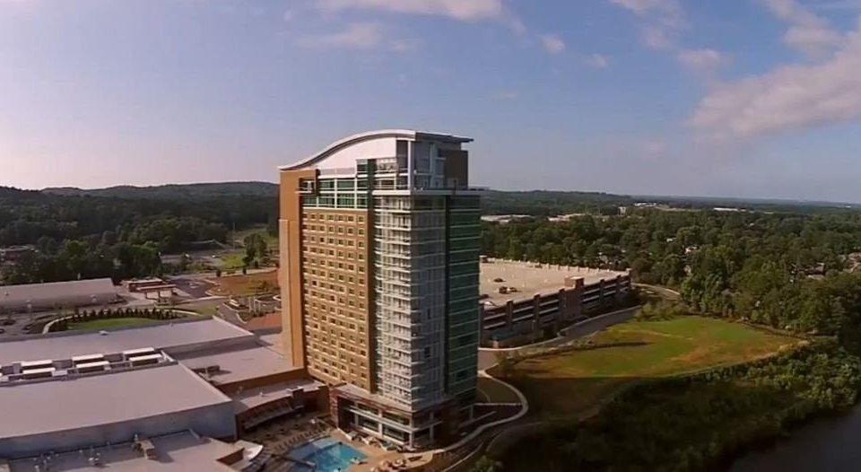 sky property structure landmark condominium Nature sport venue residential area tower block stadium panorama Villa shore