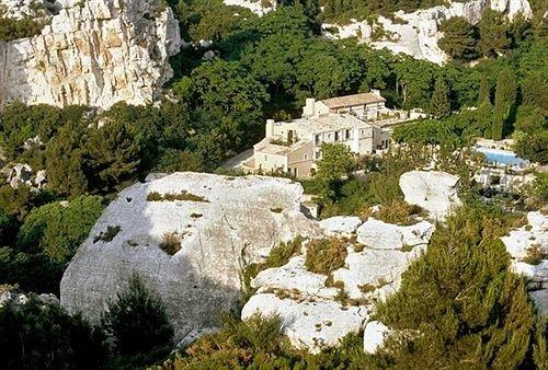 rock tree rocky Nature monastery Village valley mountain range stone hillside