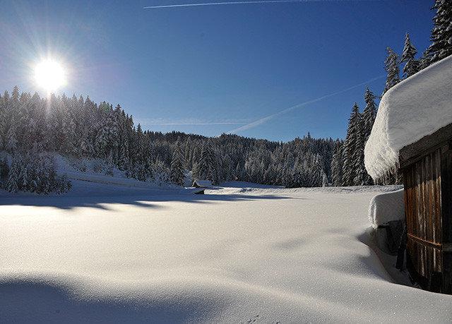 snow sky Winter Nature weather season freezing morning mountain piste ice day
