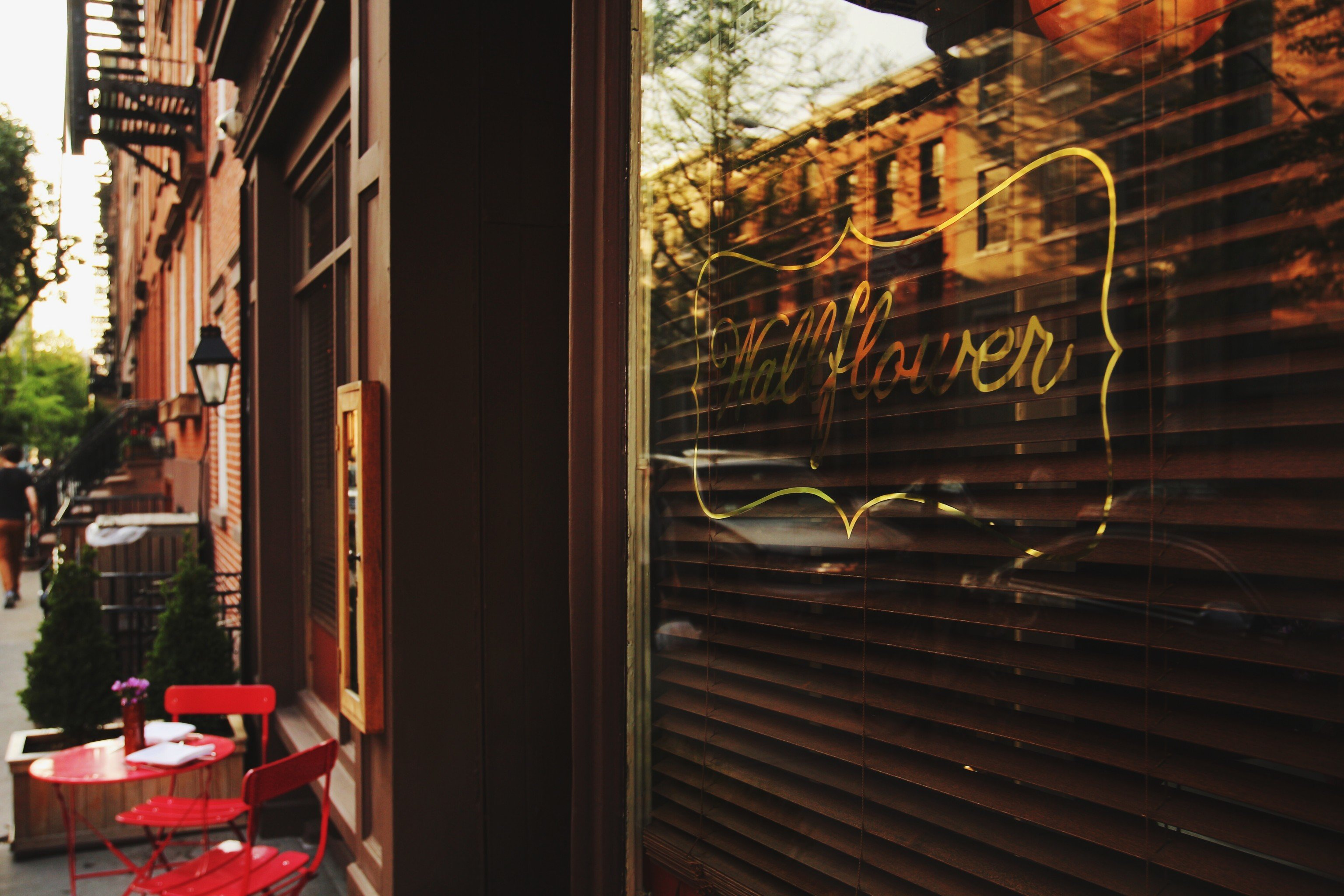 Food + Drink Romance restaurant Bar interior design