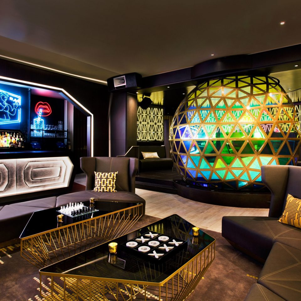 recreation room nightclub