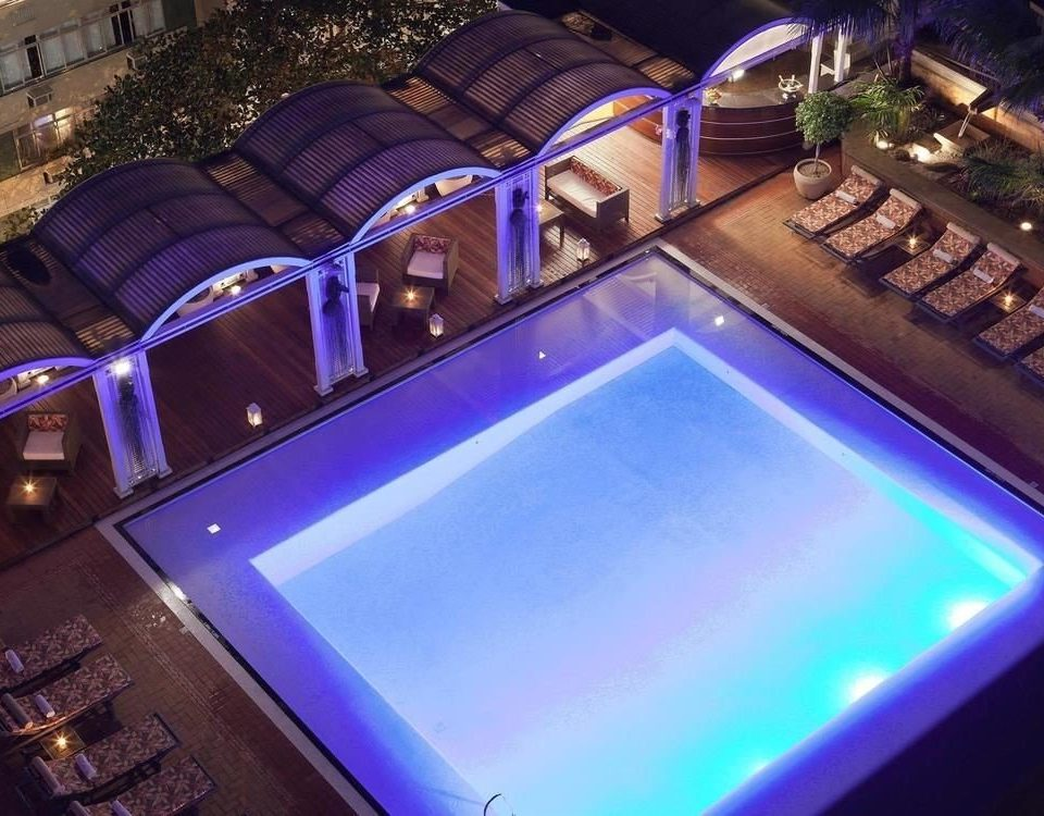 swimming pool nightclub screenshot