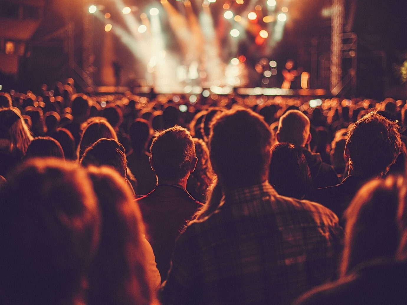Summer Series crowd performance rock concert person concert performing arts dark Entertainment stage darkness audience light group people watching