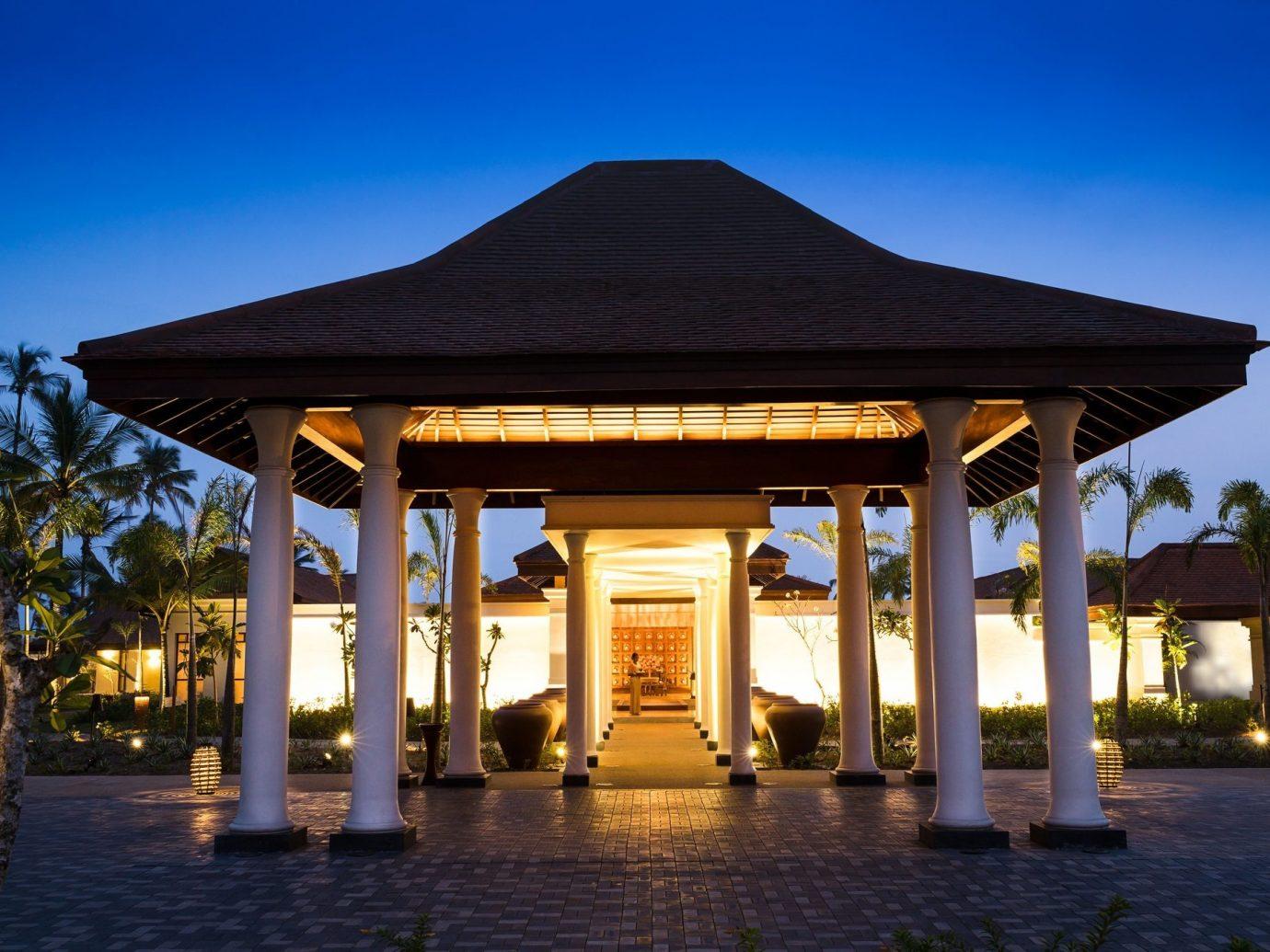 Trip Ideas outdoor sky building gazebo vacation Resort house estate pavilion outdoor structure shinto shrine