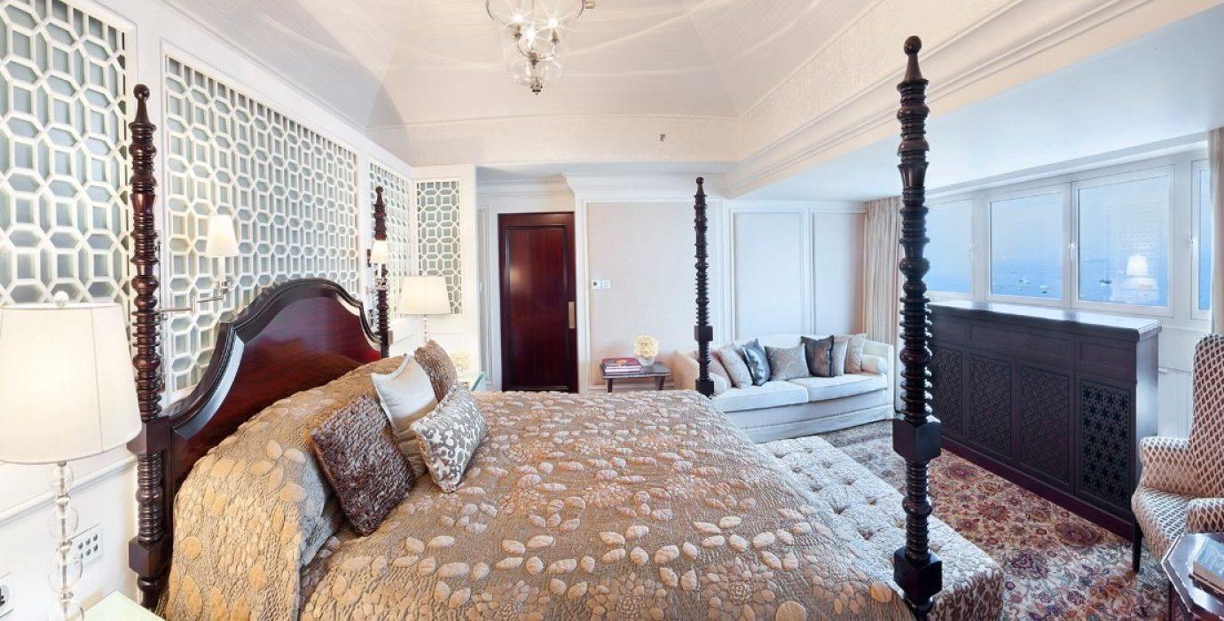 Hotels Luxury Travel indoor wall room Living property window ceiling home interior design real estate estate furniture Bedroom flooring floor decorated