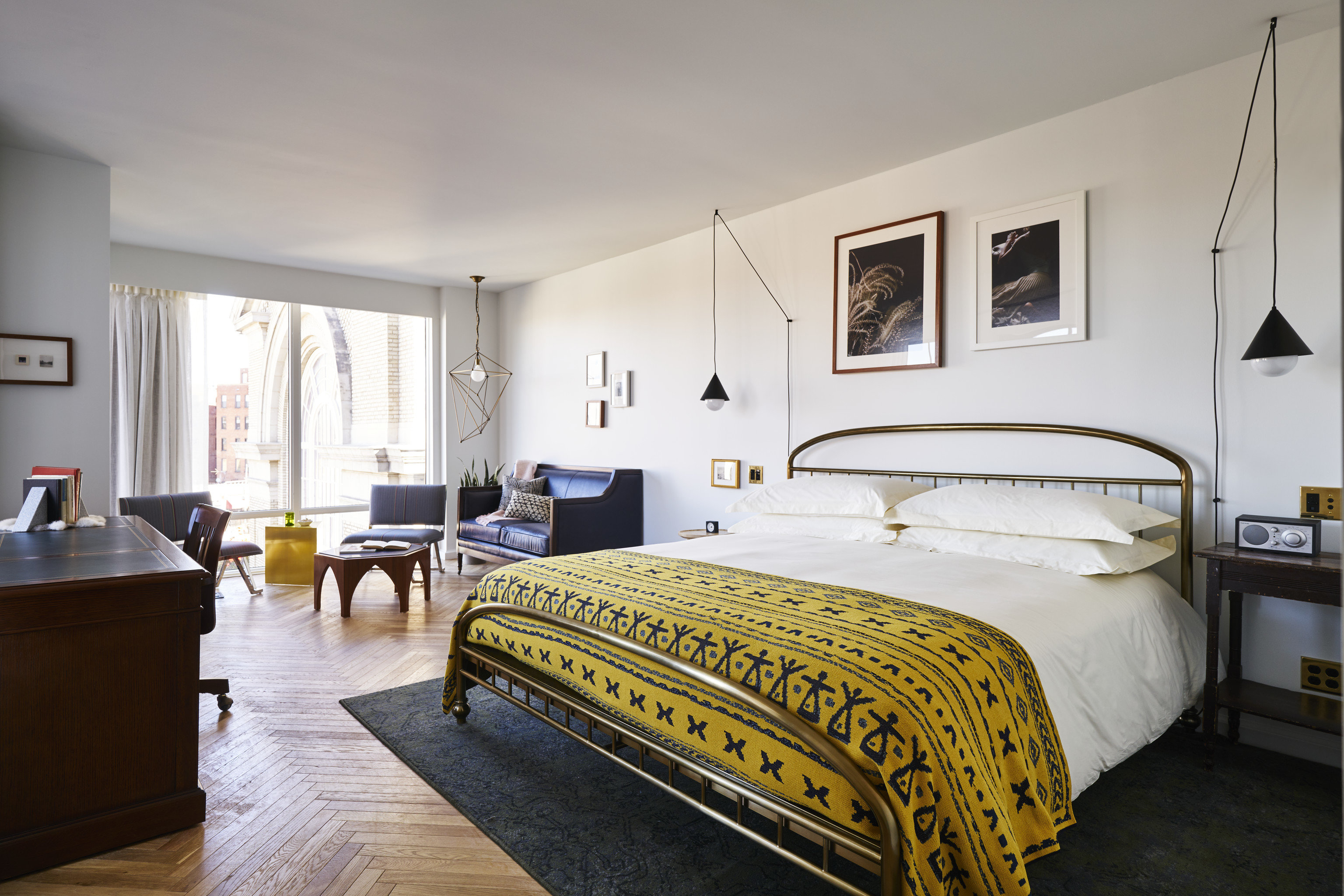Home Design Ideas from One of Our Favorite Hotels