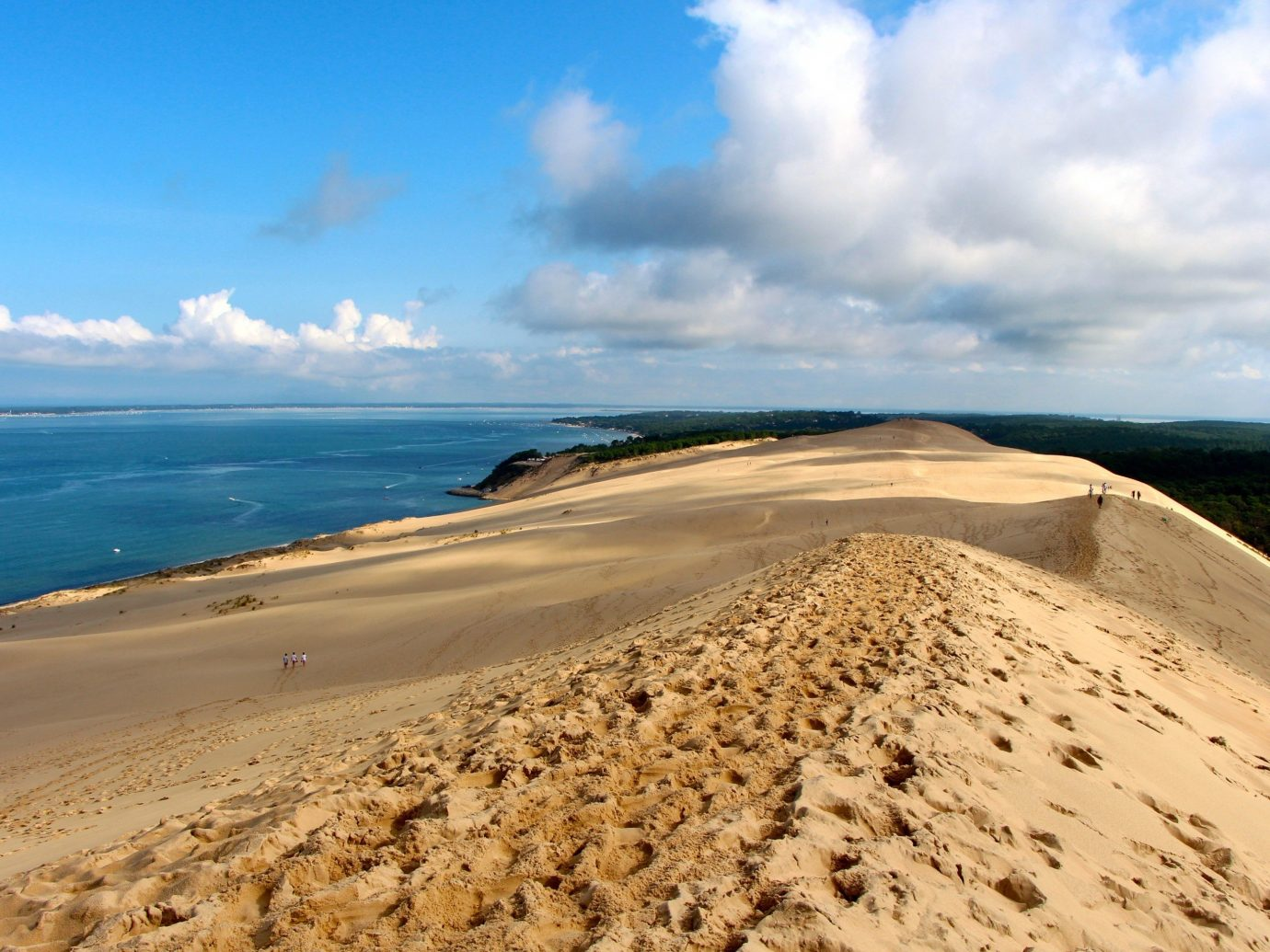 Trip Ideas sky outdoor Beach Nature habitat water Sea landform natural environment body of water shore geographical feature Coast sand horizon Ocean cloud dune cape landscape wave material clouds aeolian landform plateau sandy day