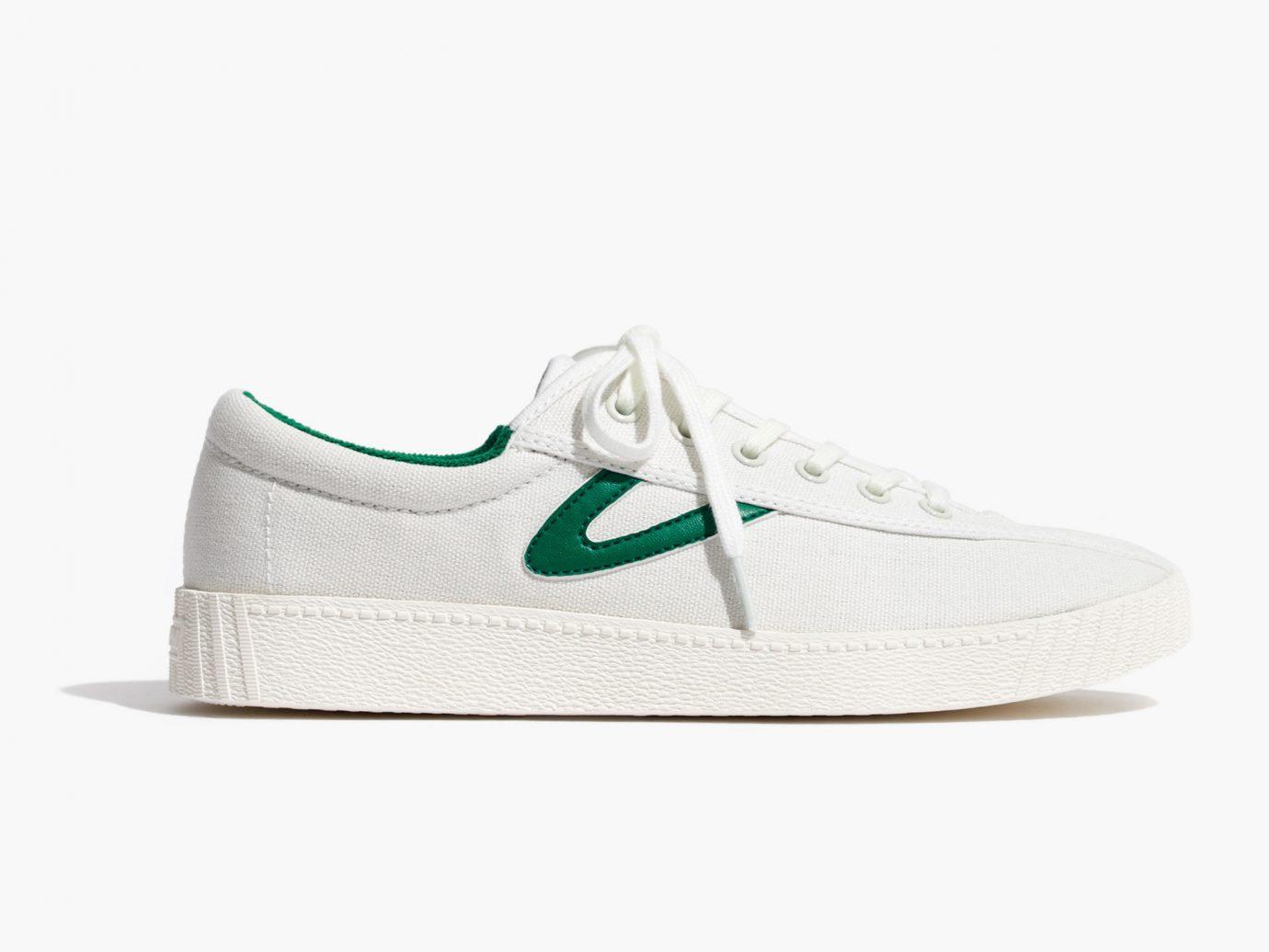 Style + Design footwear shoe white sneakers leather product athletic shoe walking shoe cross training shoe tennis shoe beige
