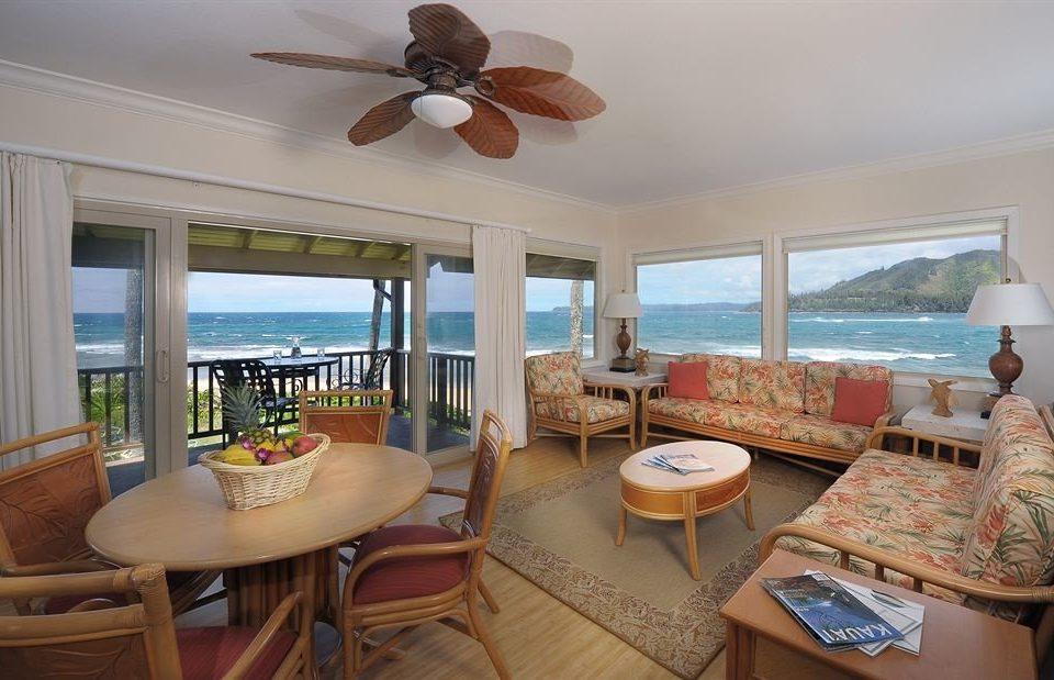 Ocean Resort Scenic views property home Villa cottage condominium living room Suite