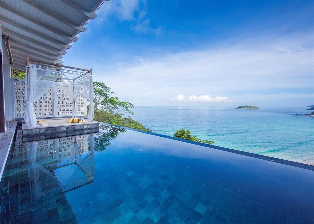 sky water swimming pool blue leisure property Sea Ocean Resort caribbean sunlight overlooking