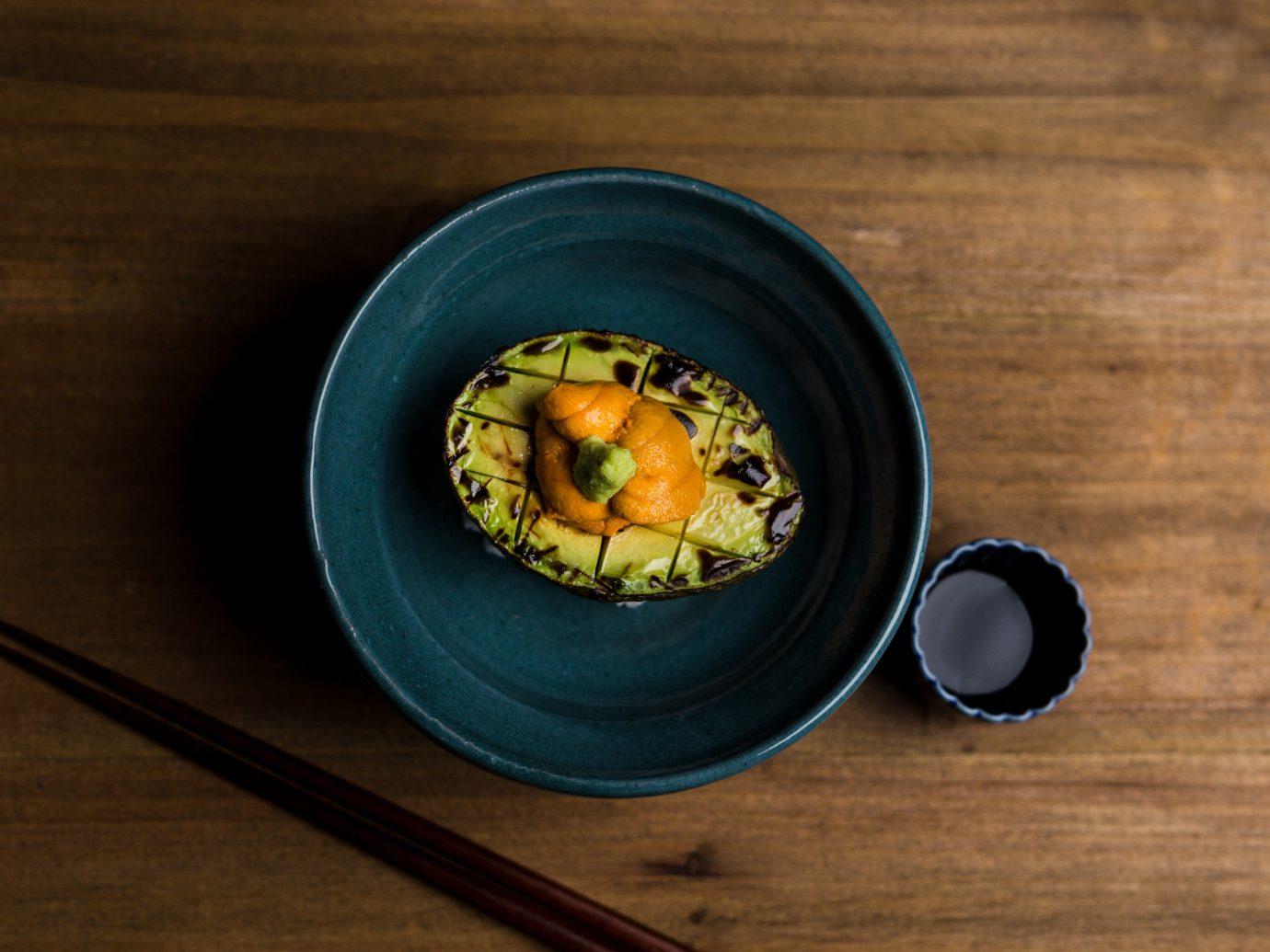 Food + Drink Girls Getaways Hotels Jetsetter Guides shopping Style + Design Weekend Getaways table floor wooden dish cuisine tableware meal recipe