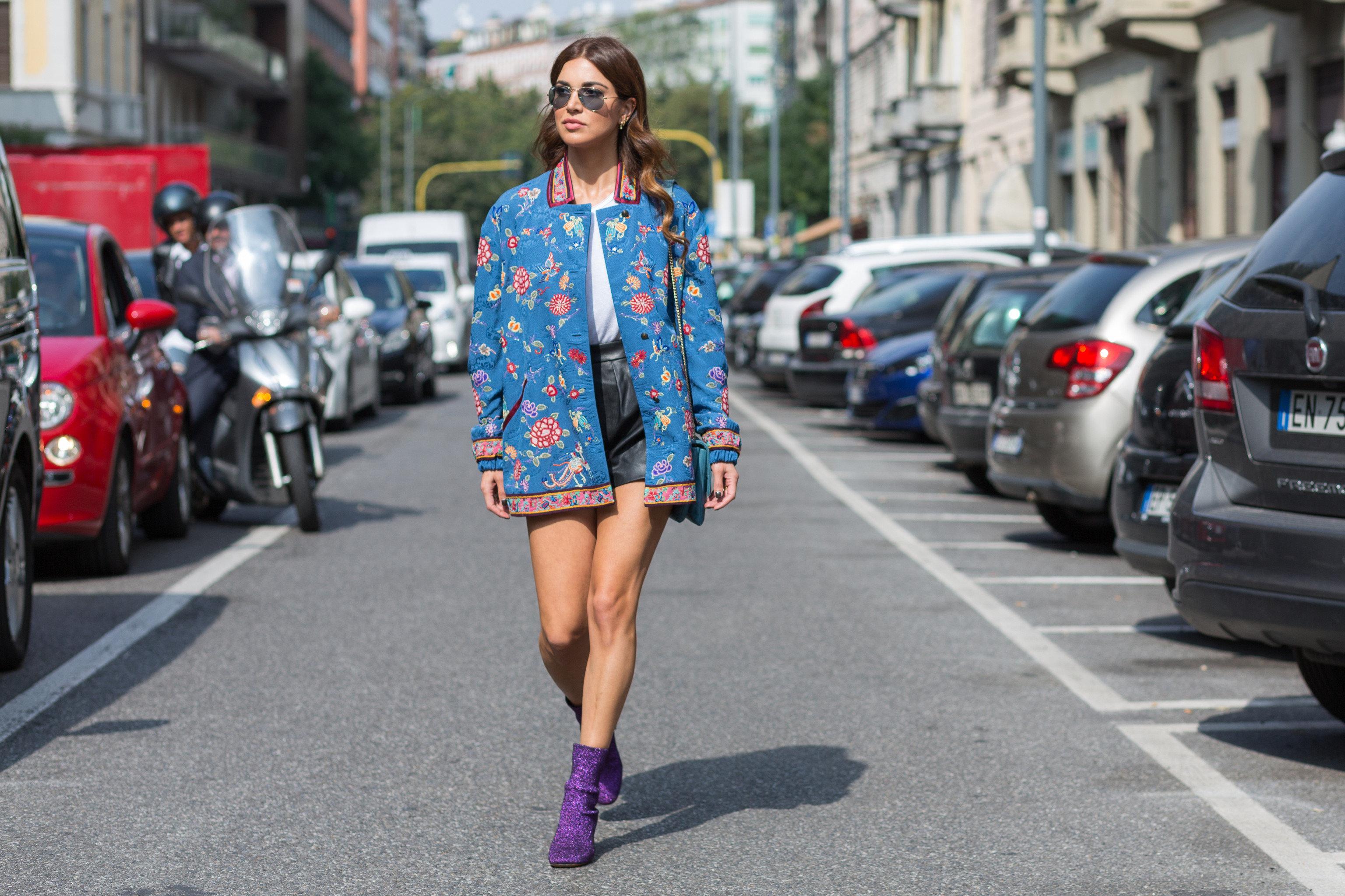 Style + Design Travel Tips footwear road infrastructure denim street jeans fashion snapshot shoe fashion model shoulder shorts socialite recreation walking style girl