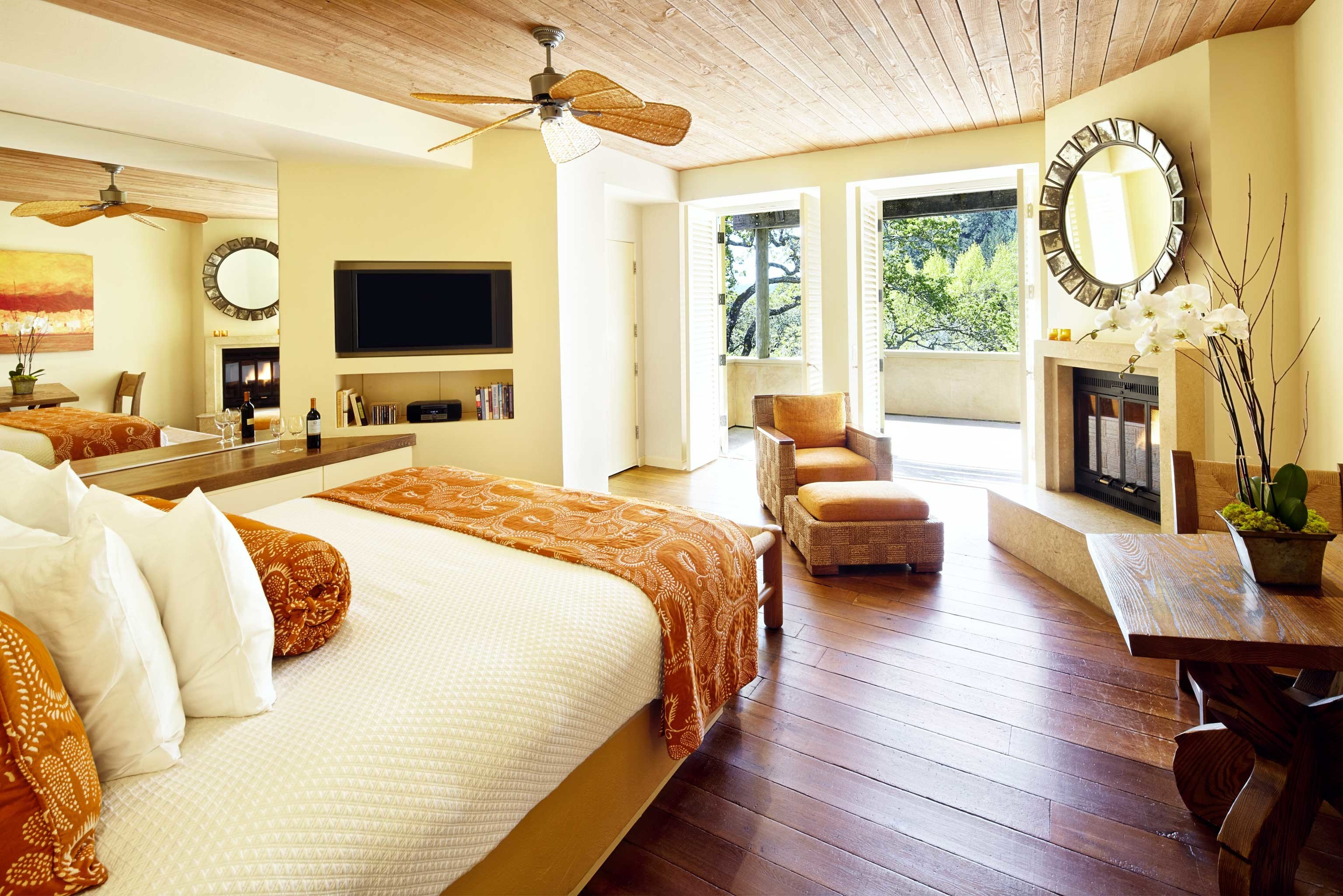Bedroom Cultural Elegant Honeymoon Hotels Luxury Mountains Natural Wonders Outdoor Activities Outdoors Resort Romance Scenic