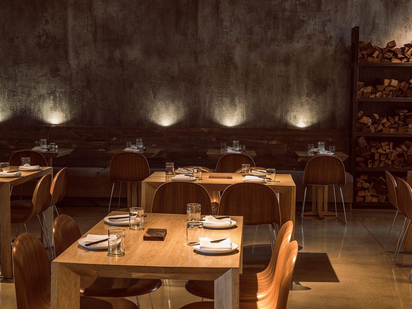 Summer Series floor indoor wall room restaurant interior design meal Bar furniture several